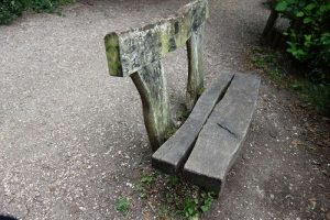 Recycled Bench 2