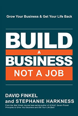 how to build a business book