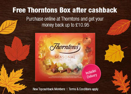 Free Thorntons Box