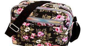 Sale Clearance Women Handbags Halijack Ladies Vintage Printing Canvas  Messenger Bag College Girl Casual Travel Purse Cosmetic Bag Summer Beach Bag  Small ... e22bcfa601ebb